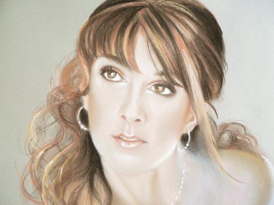 Céline Dion by louise24